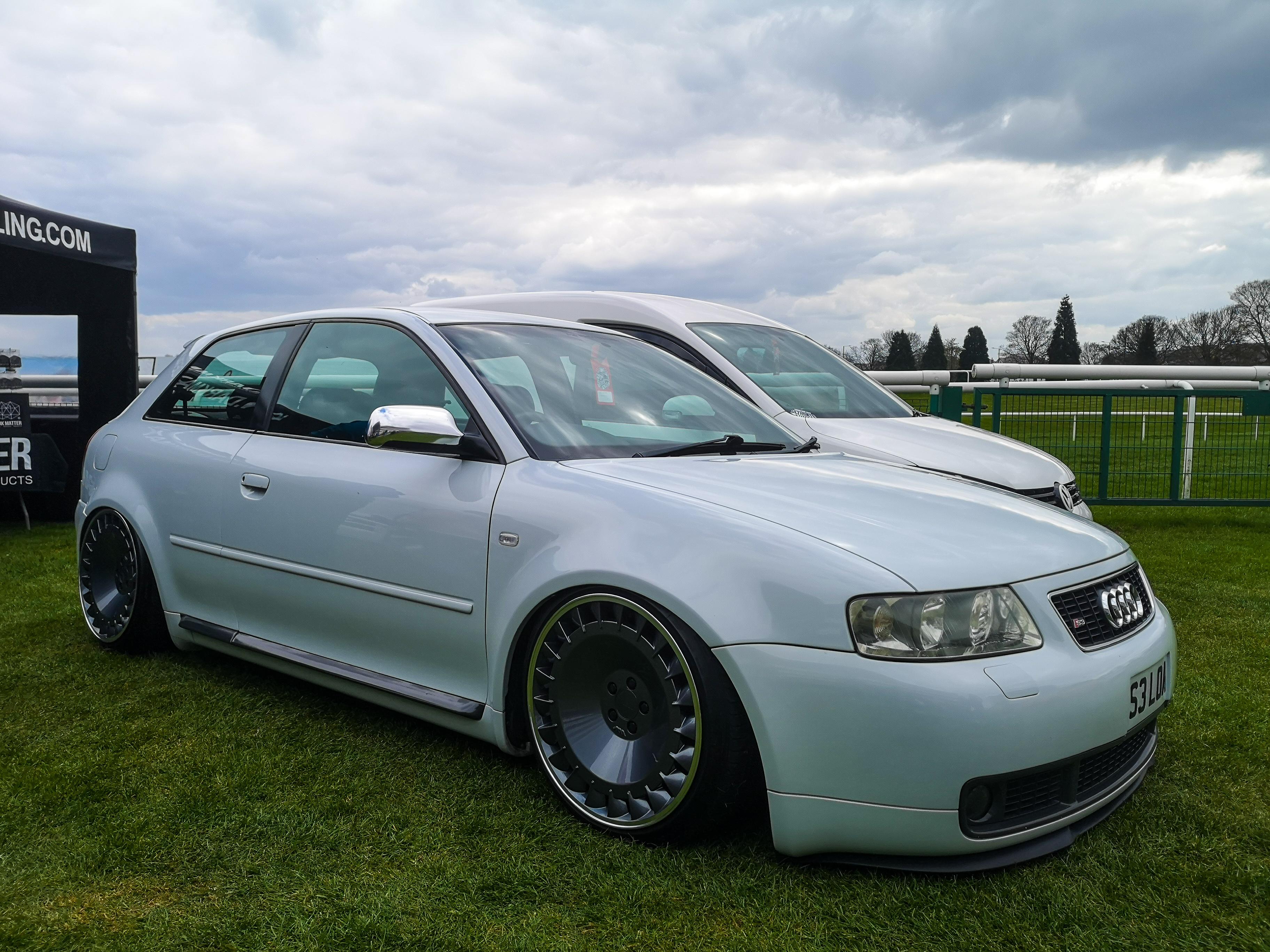 Grey Audi S3