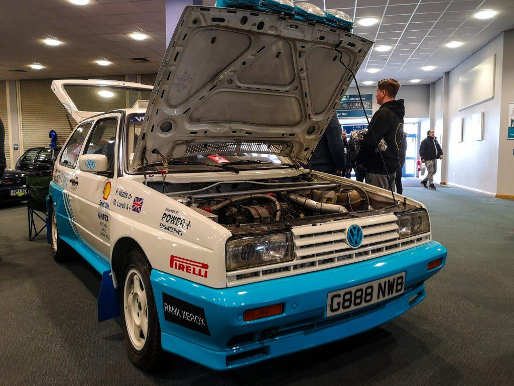 VW Motorsport - VW Golf MK2 Rallye