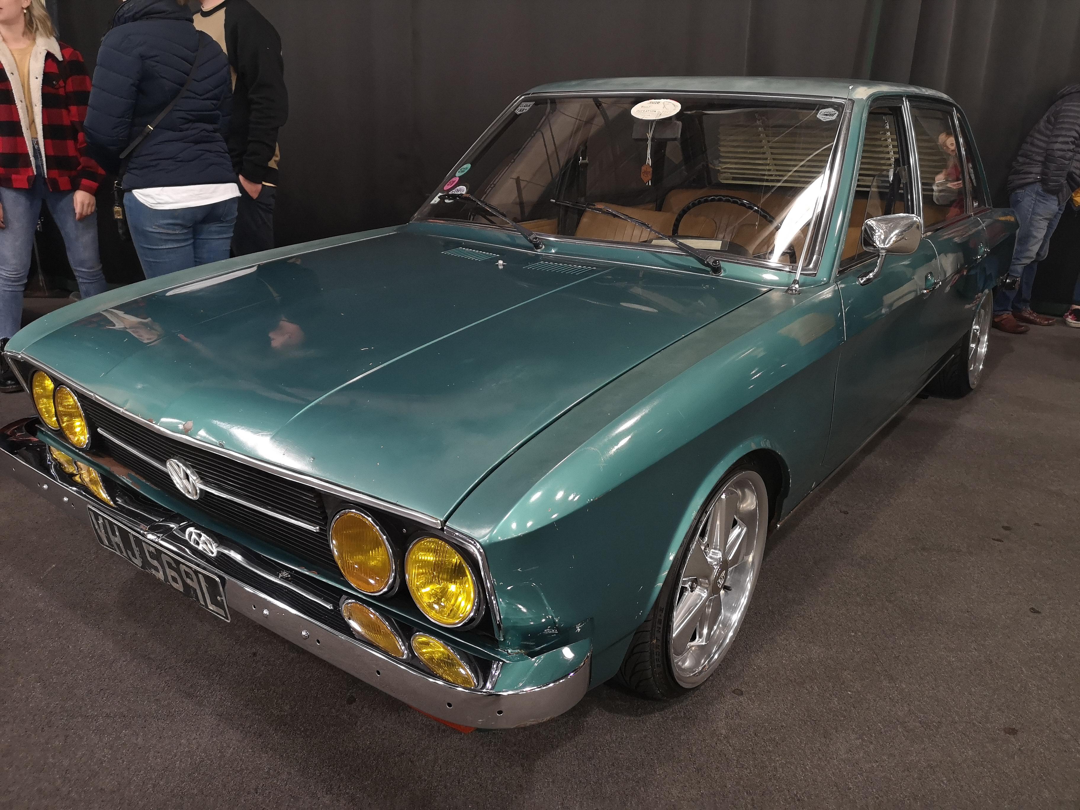 Green VW K70