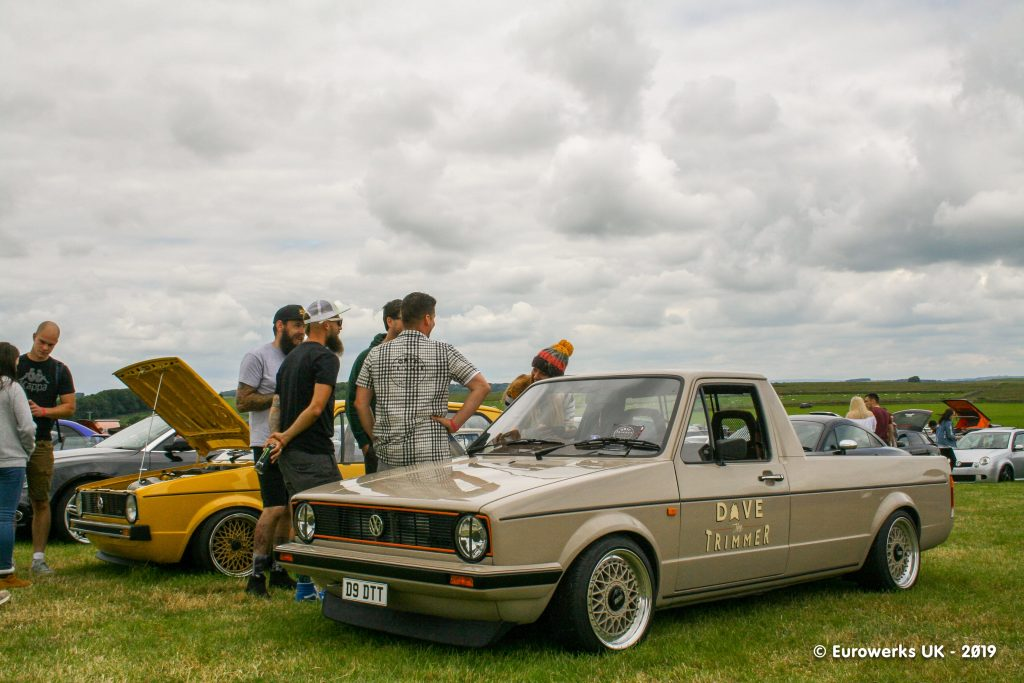 Dave the Trimmer VW Caddy