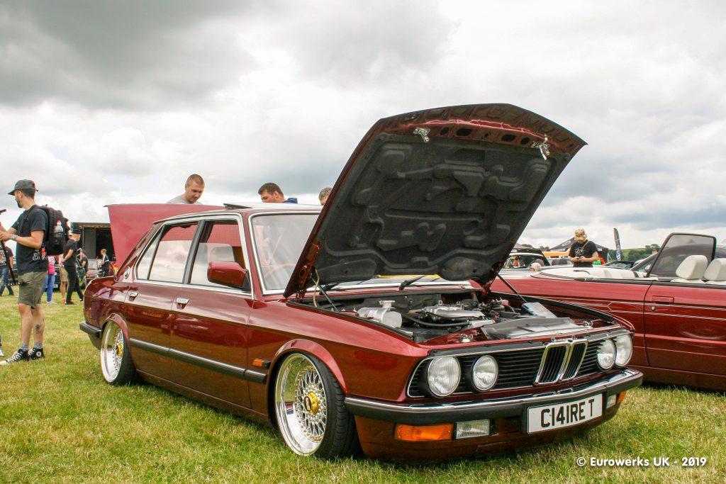BMW 5 Series Dubfiction 2019
