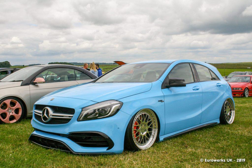 Blue A Class