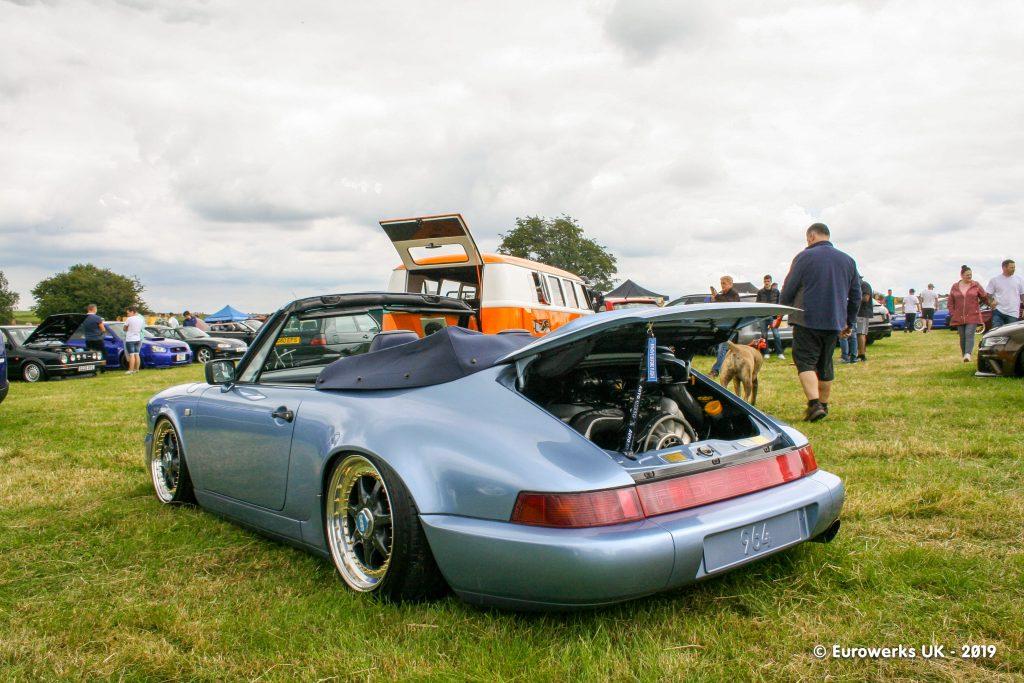 Porsche 964 Dubfiction 2019