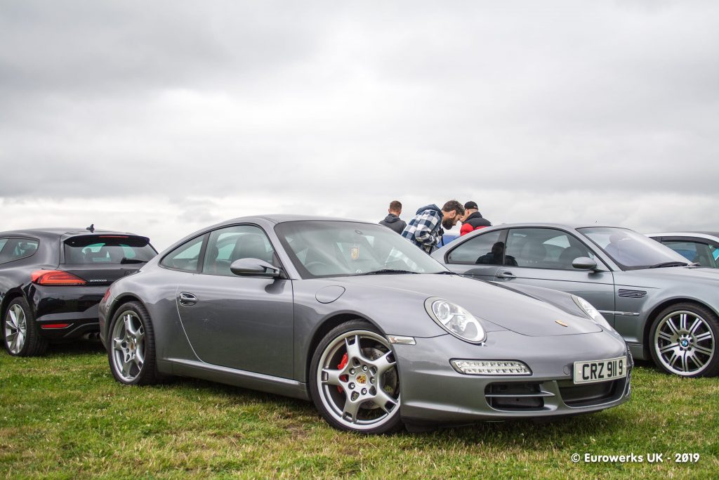 Porsche 997 Cars & Coffee July 2019