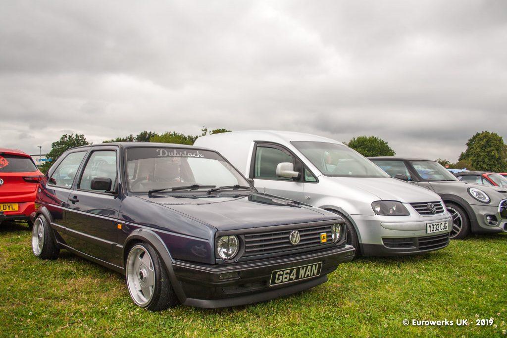 MK2 Golf - Caddy Van