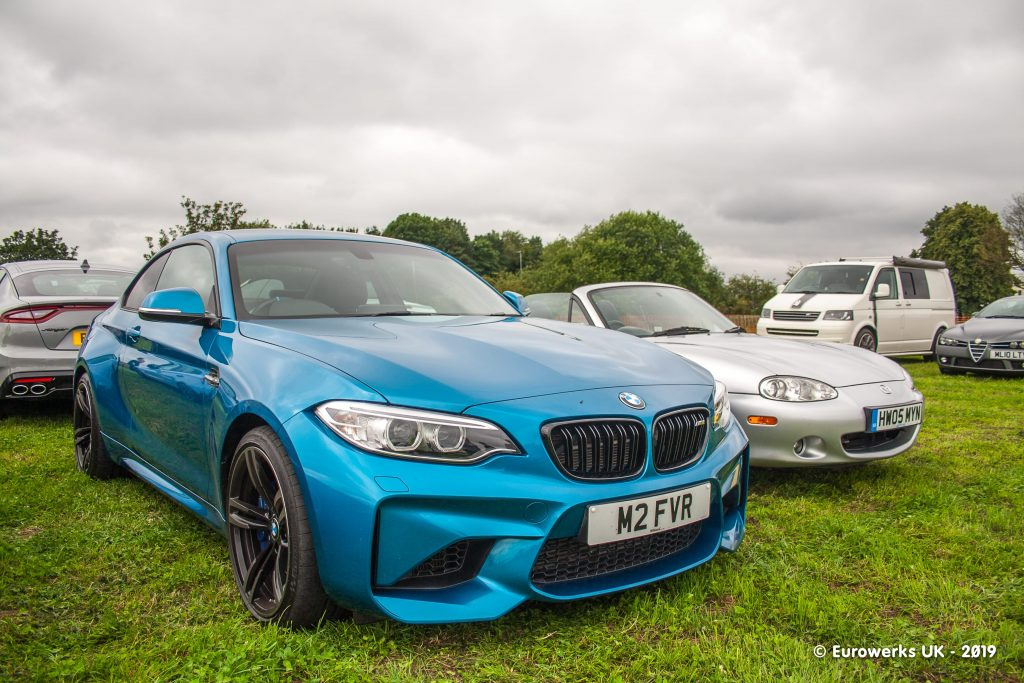 BMW M2 Cars & Coffee