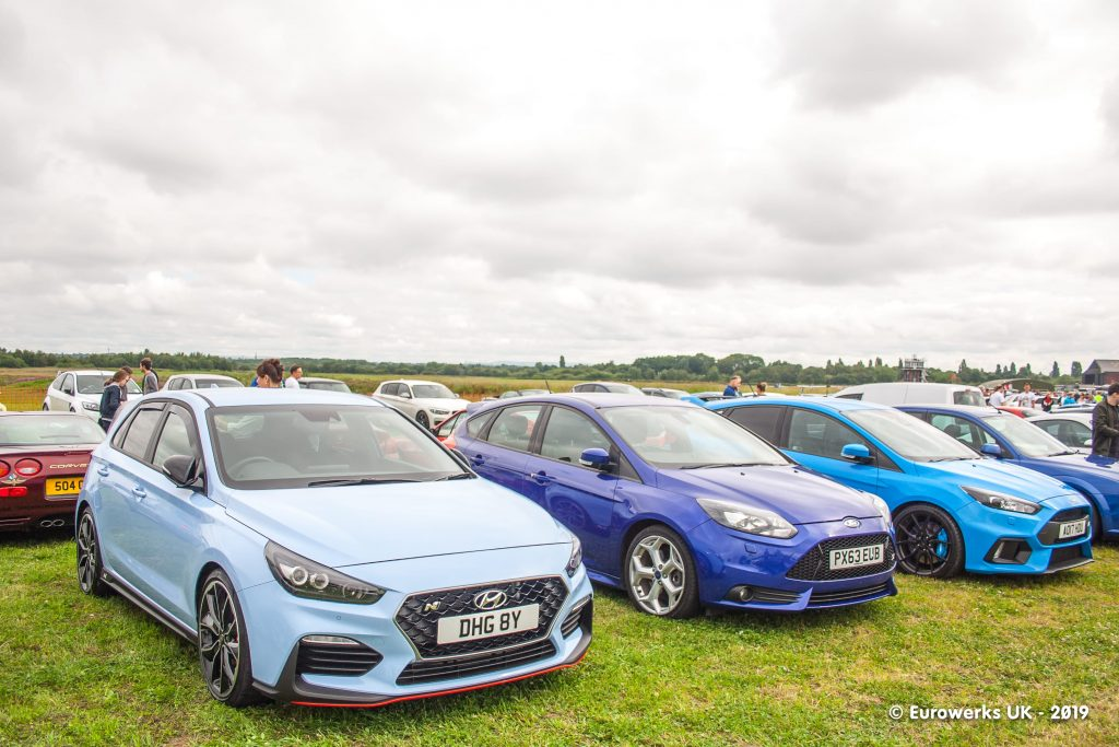Hot Hatch Line Up