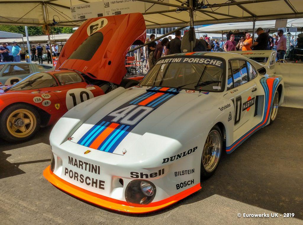 Martini 935 Porsche