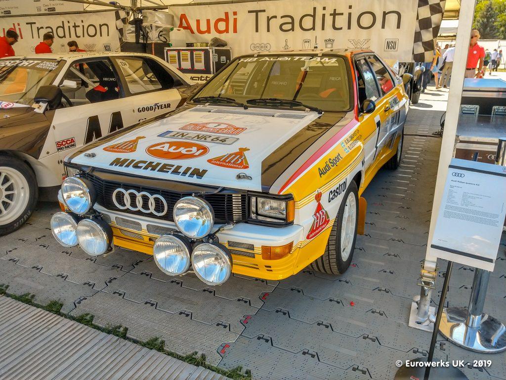 Audi SWB Quattro