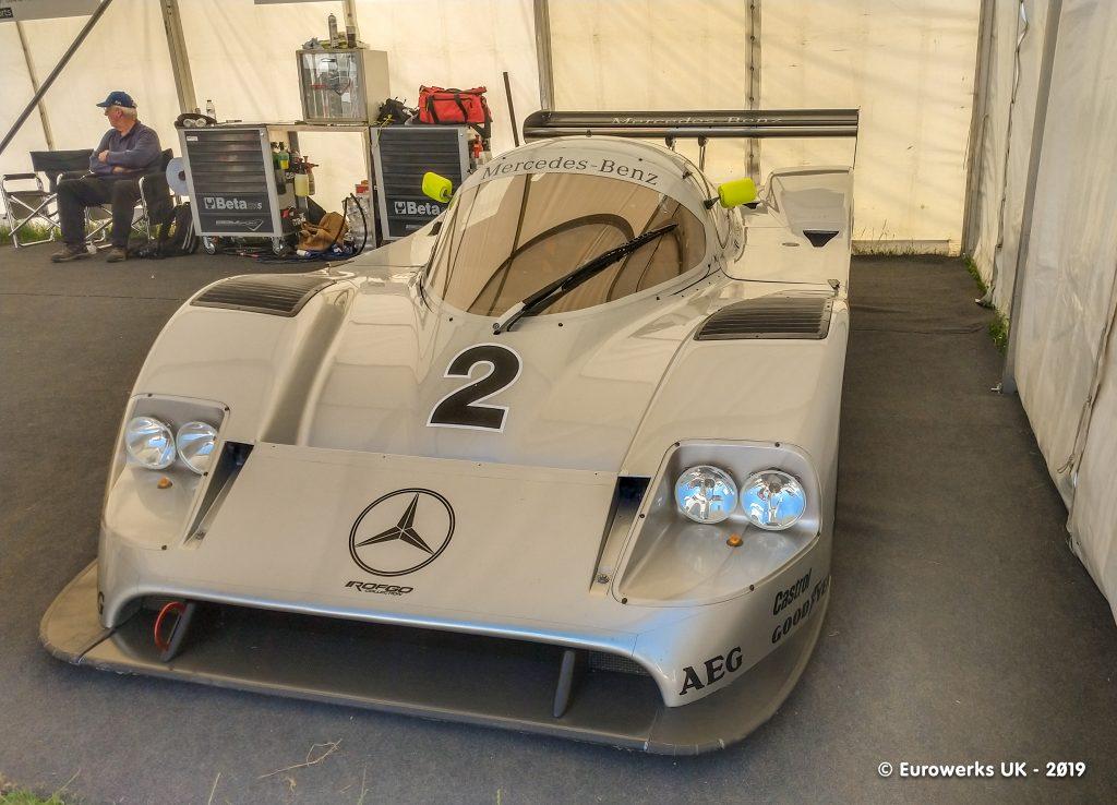 Mercedes Le Mans - LMGTP