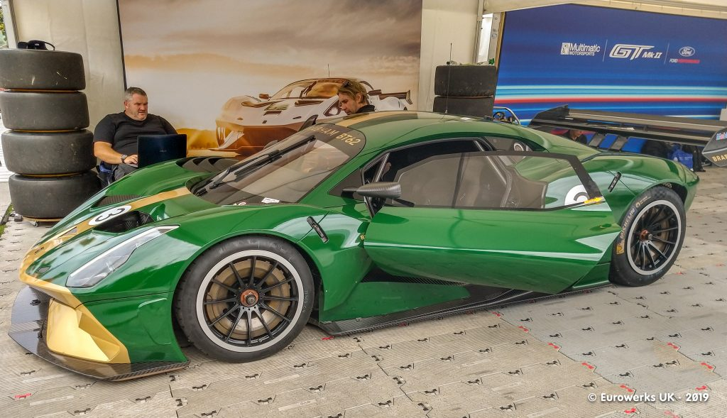 Lotus Goodwood, Goodwood Festival of Speed