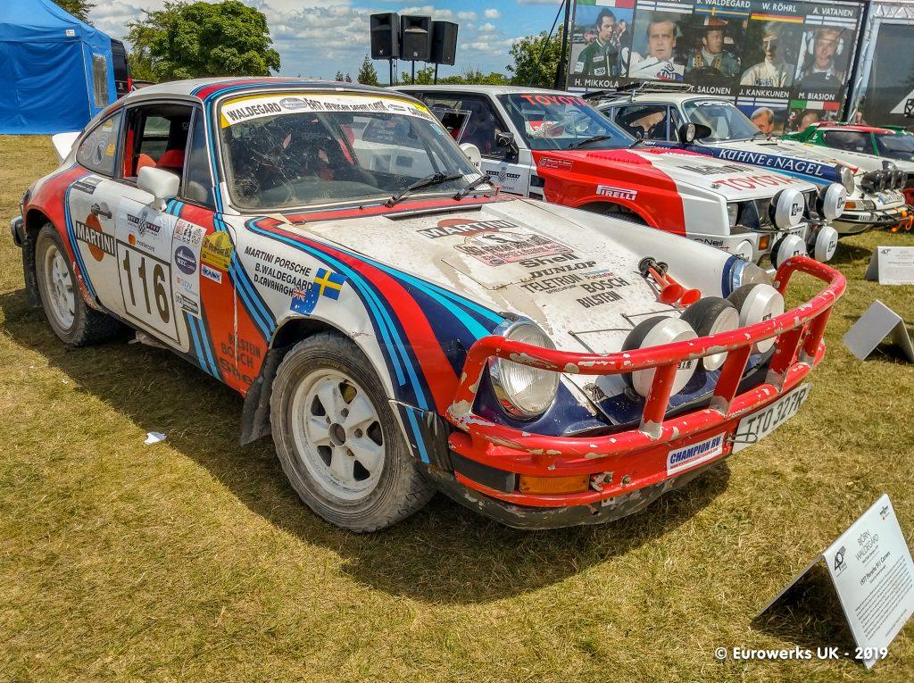 Porsche 911 Goodwood, Goodwood Festival of Speed