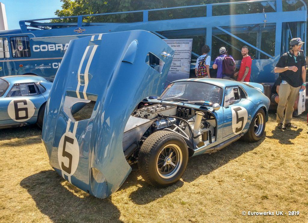 60's race car