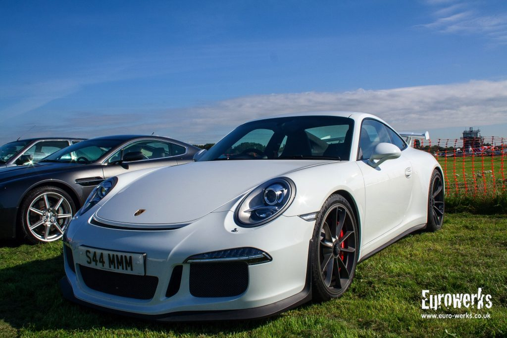 Porsche GT3 cars-and-coffee-september Manchester