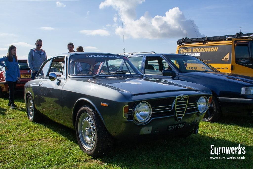 cars-and-coffee-september Manchester Alfa