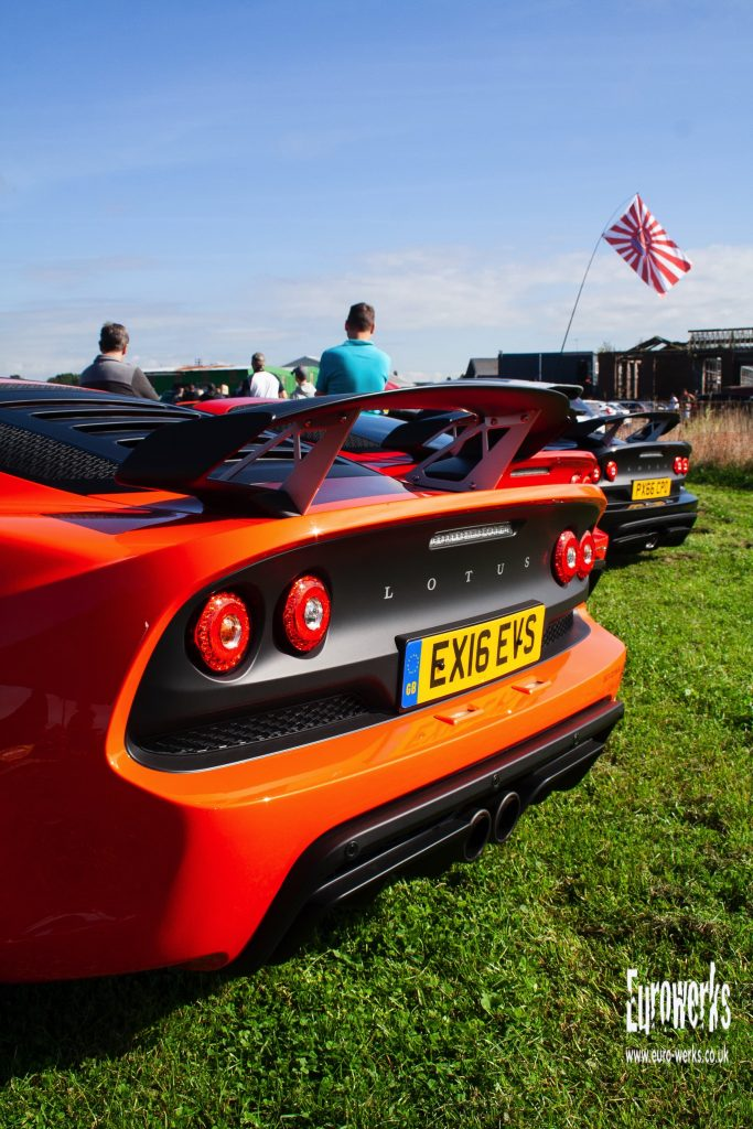 Lotus cars-and-coffee-september Manchester