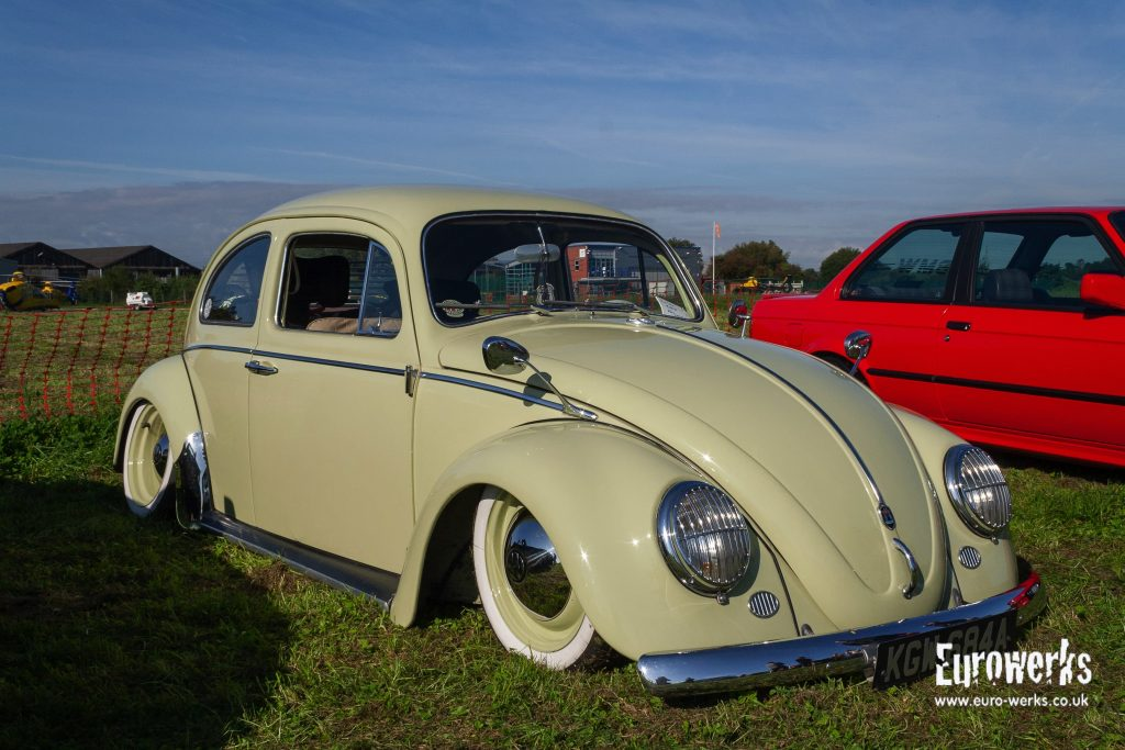 VW Beetle - cars-and-coffee-september Manchester