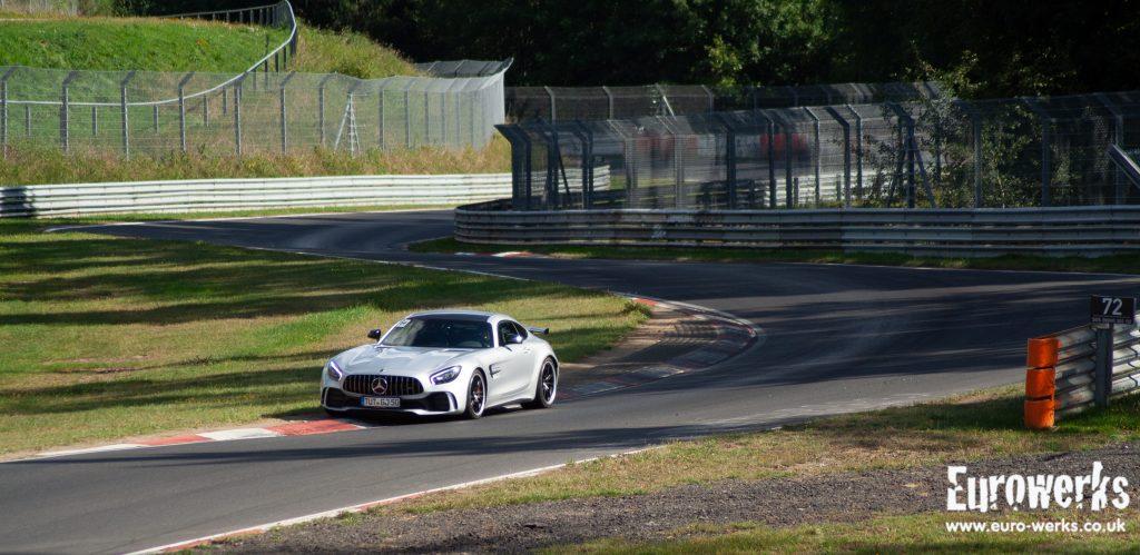 AMG GT Nordschleife - Nurburgring