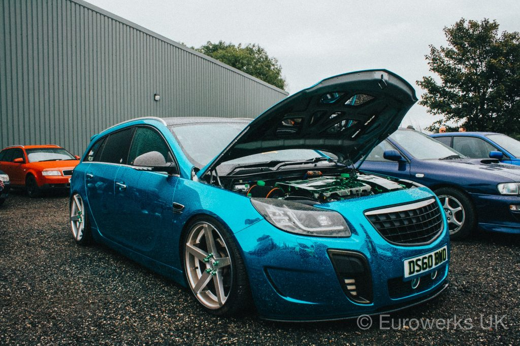 Cars and Coffee October Vauxhall
