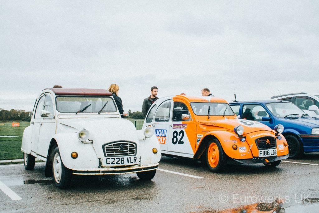 Cars and Coffee October 2CV