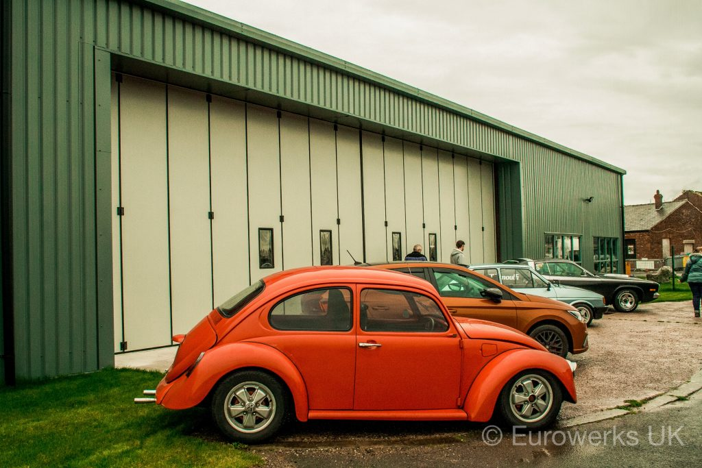 Cars and Coffee October Hanger Line Up