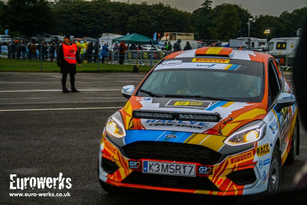 Ford Fiesta Wales WRC