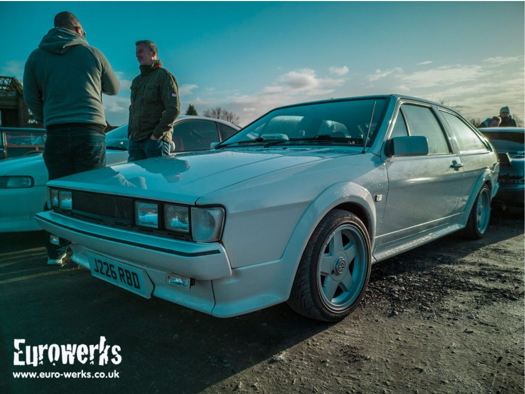 RoccoCars and Coffee Manchester December