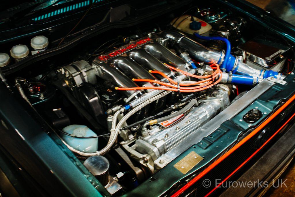 VW 16v Dubfreeze