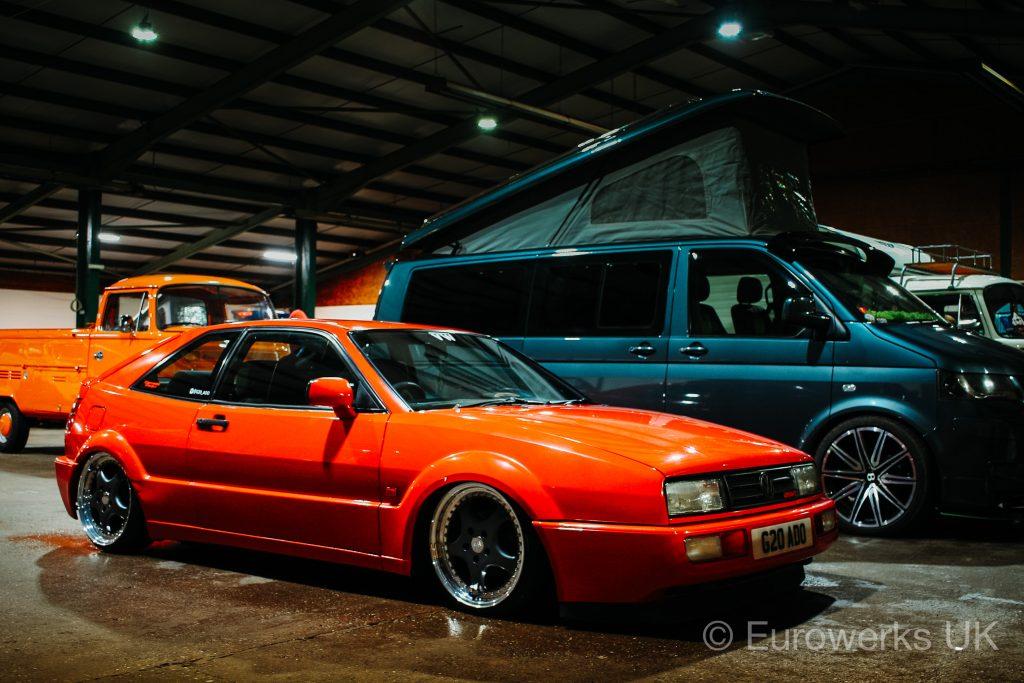 VW Corrado Dubfreeze