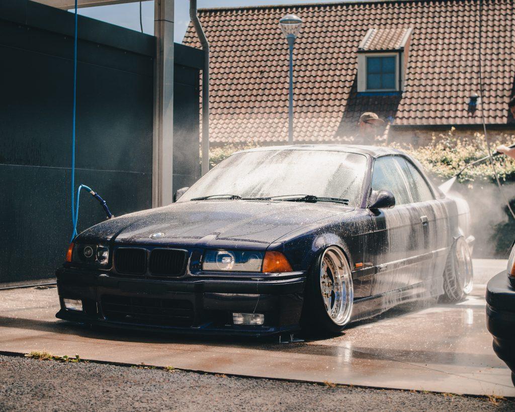 How To : Long Term Car Storage car wash