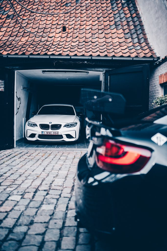 How To : Long Term Car Storage Car in Garage