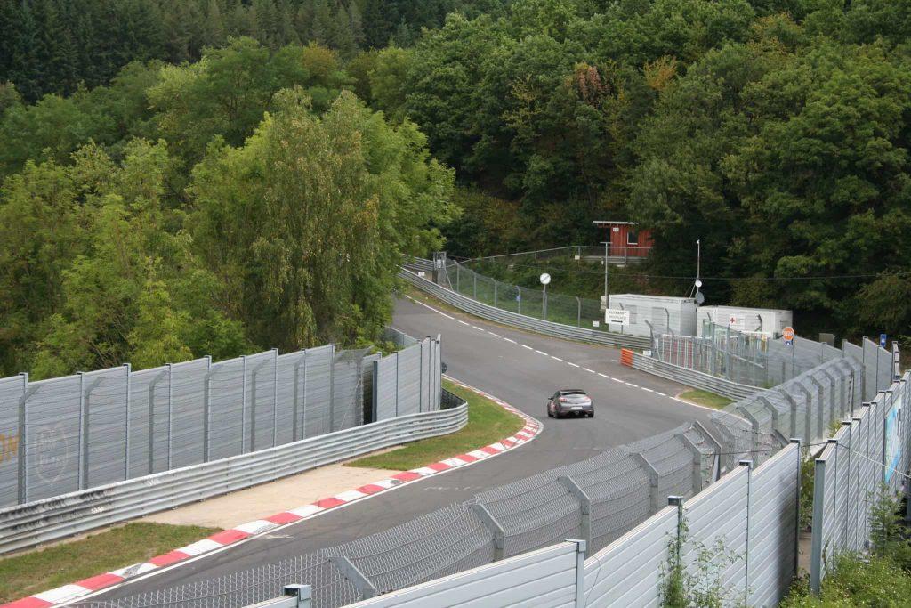 Nurburgring Adenau Bridge