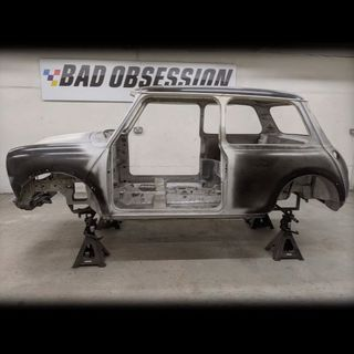 Bad Obsession Motorsport Project Binky