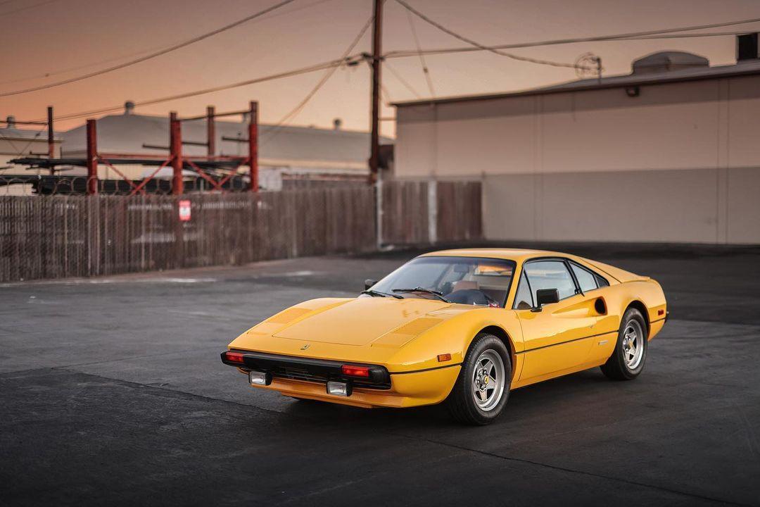 Stancworks Ferrari 308