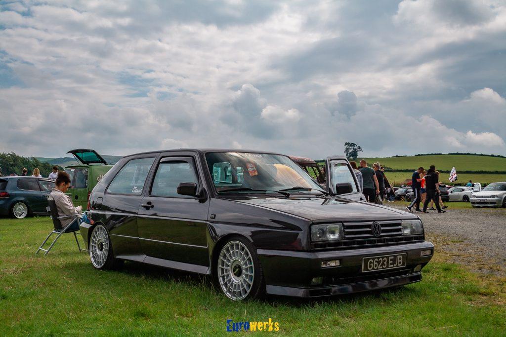 VW Golf Rallye Cumbria VAG