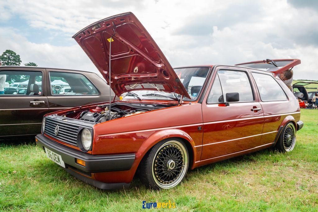 Unit 21 MK2 Golf Cumbria VAG