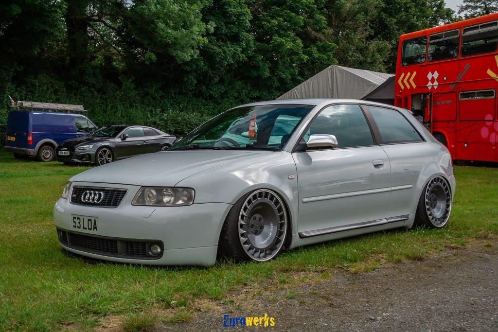 Audi S3 Cumbria VAG