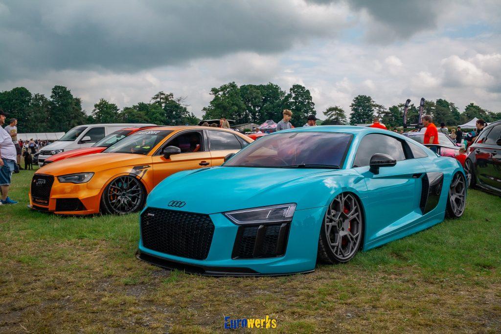 Audi R8 Cumbria VAG